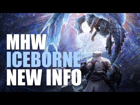 Iceborne Expansion | Monster Hunter World Wiki