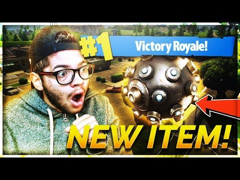 *NEW* IMPULSE GRENADE IS UNSTOPPABLE! THIS ITEM IS OVERPOWERED! *NEW* GLIDER FORTNITE BATTLE ROYALE!