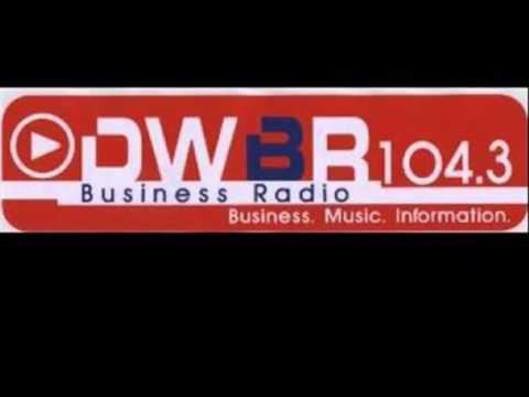 DWBR 104.3 Business Radio Station ID 2003 (now 104.3 FM2)
