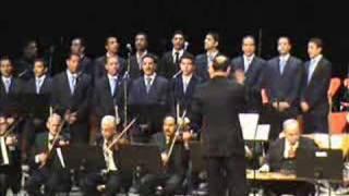 على بلد المحبوب - كورال قصر التذوق حفل المكتبة 27/2/2008