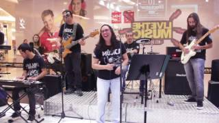 #LiveTheMusic: Toca Paulista e Made in Brasil - Cover Musical Pocket Show