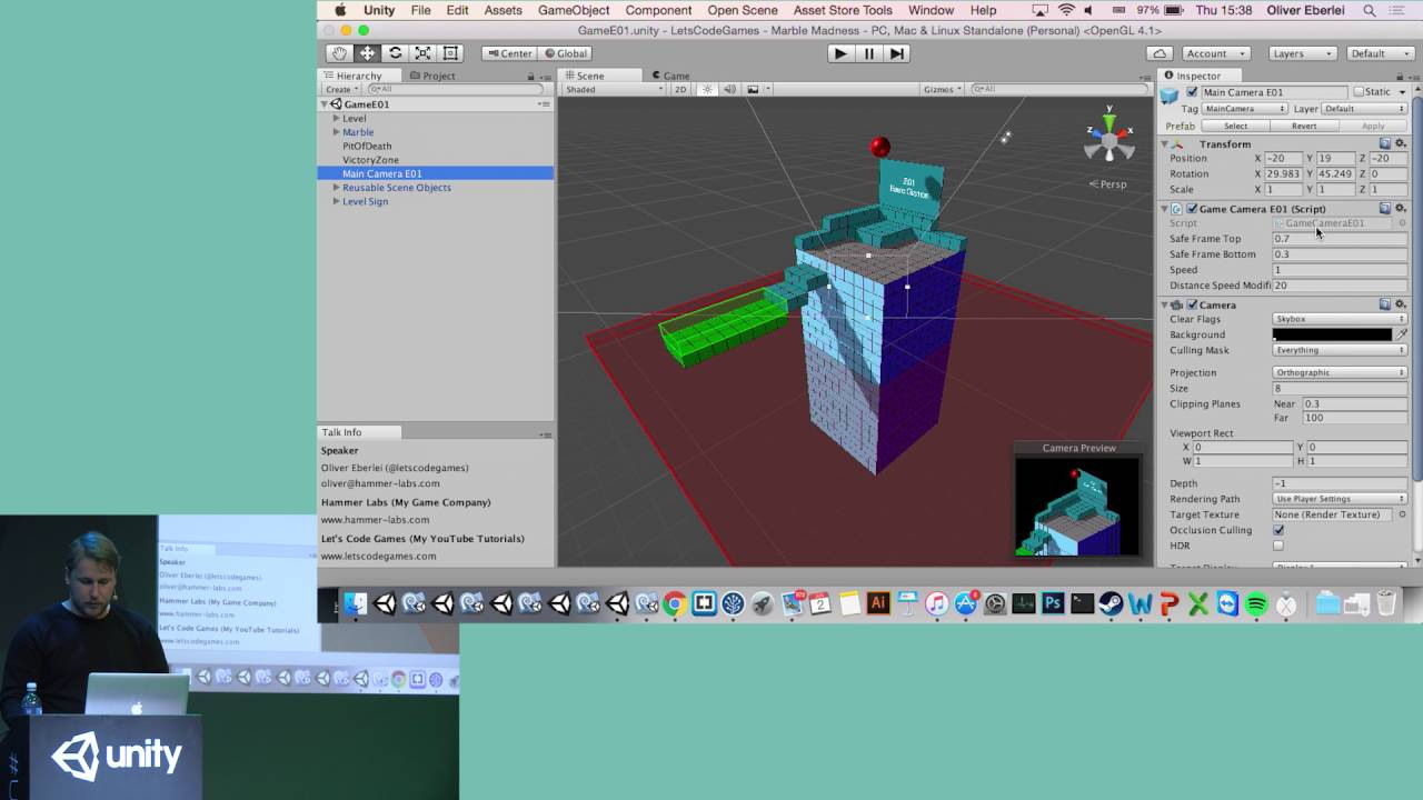considering a switch to Unity3D from unreal - Unity Forum