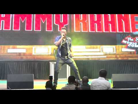 Dammy Krane Performs at The Switch 2013