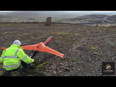 Opencast Mine UAV Survey