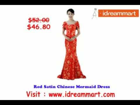 362eda7fc Online Authentic Chinese Dress iDreammart com - YouTube