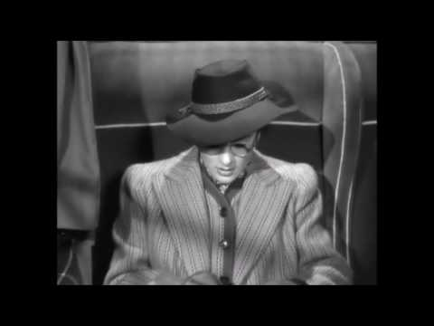 Suspicion (1941)   Cary Grant, Joan Fontaine,  (scene)    *HD*