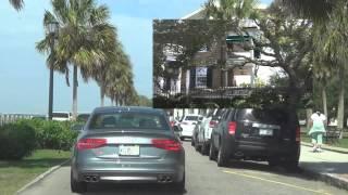 The Charleston Historic District Street Tour
