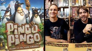 Pingo Pingo - Brettspiel - Let