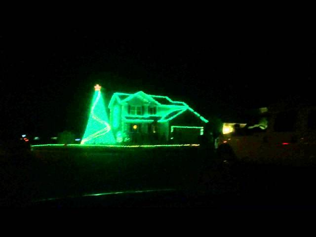 michigan state fans show off sparty pride with christmas lights ncaacom - Christmas Light Show Michigan