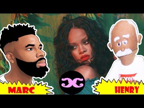 DJ Khaled Rihanna Bryson Tiller - Wild Thoughts [Reaction]