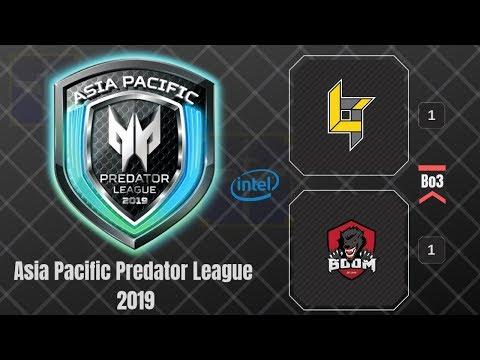 Lotac vs Boom ID  / Bo3 / Asia Pacific Predator League 2019 / Dota 2 Live thumbnail