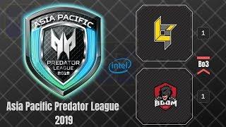 Lotac vs Boom ID  / Bo3 / Asia Pacific Predator League 2019 / Dota 2 Live