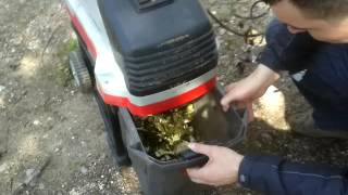 подрібнювач садовий AL-KO Easy Crush LH2800