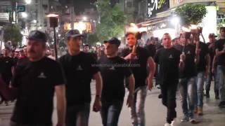 مصر العربية | مسيرة مشاعل تجوب شوارع رام الله في ذكرى