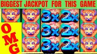 Wealthy Monkey Slot 💥 🏆 BIGGEST HANDPAY JACKPOT🏆💥 On YouTube | 6000 Subs  ★BIG HANDPAY JACKPOT★