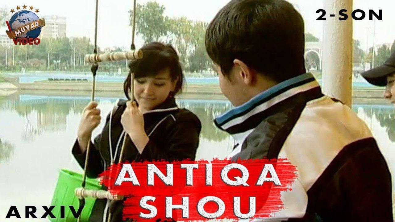 Antiqa tomosha 2-soni ARXIV video | Антика томоша