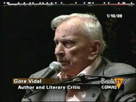 Gore Vidal: On Writing