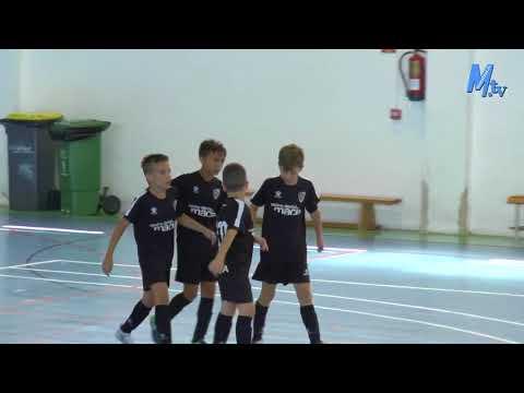 Benjamín - Semifinal - Santiago Futsal A vs CD El Valle
