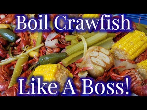 How To Make Your Crawfish Boil 10X Better Guaranteed - Boil Boss  (2019)
