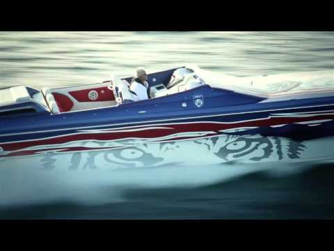 The Sultan of Johor: Performance boat, 2015