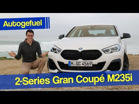 BMW M235i Gran Coupé REVIEW All-new 2 Series Gran Coupé - Autogefuel