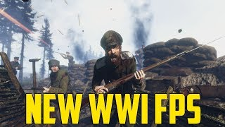 Tannenberg - New WWI FPS