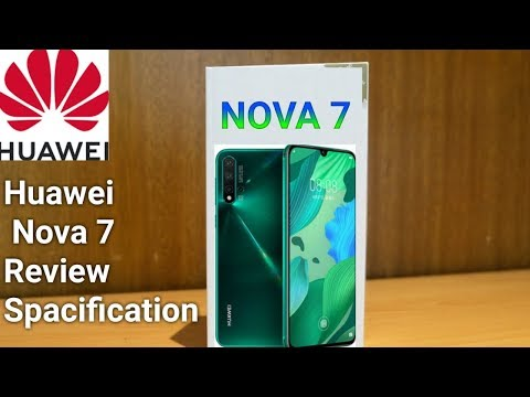 Huawei Nova 7 Spacification, review, released date