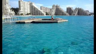 THE LARGEST POOL IN THE WORLD - ALGARROBO  - CHILE