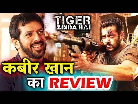 Salman's Tiger Zinda Hai Trailer Review By...