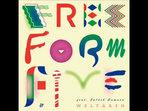 Freeform Five feat. Juldeh Camara - Weltareh (Freeform Five & Kevin McKay Reform)