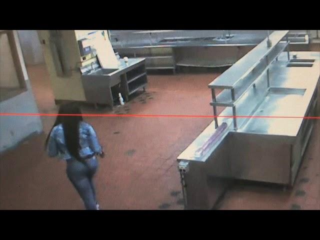 Rosemont hotel surveillance video
