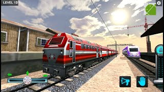 New Train Racing Game 2021 Offline Train Games 3D - Android Gameplay FHD