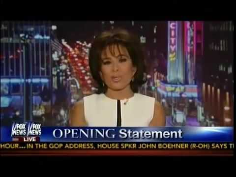 Judge Jeanine Pirro Opening Statement   Dirty Harry Harry Reid & BLM Land Grab