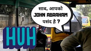 Epic Bangalore auto rickshaw conversation, part two | Jamie Alter