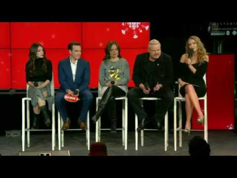 Murdoch Mysteries Holiday Special - Sounds of Seasons Q&A