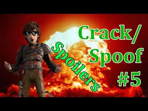 RTTE Crack/Spoof #5 Spoiler Alert!!!