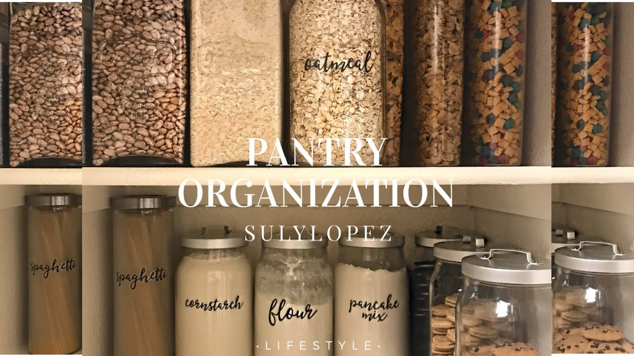 Cheap Easy Pantry Organization Tips Amp Ideas 2017