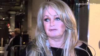 Bonnie Tyler Believe In Me United Kingdom First Rehearsal
