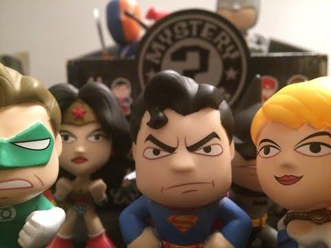 Exclusive Pezzi Singoli Seleziona Funko Mystery Minis Dc Comics Justice League