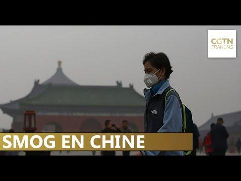 Alerte orange à Beijing et dans les provinces voisines