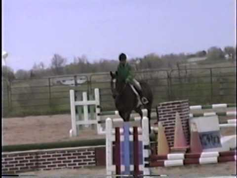 Roska History 1997 Spring Show Open Jumper Chelsea and Bob - Drill Team - 1998 Spring Show
