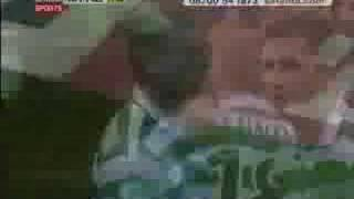 Neil Lennon DOB Rant and Spitting On Rangers Scarf