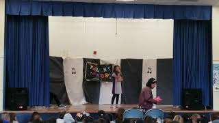 Athena Ramirez - School Talent Show 2018