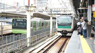 JR渋谷駅 埼京線新ホームが供用開始 山手線の隣に