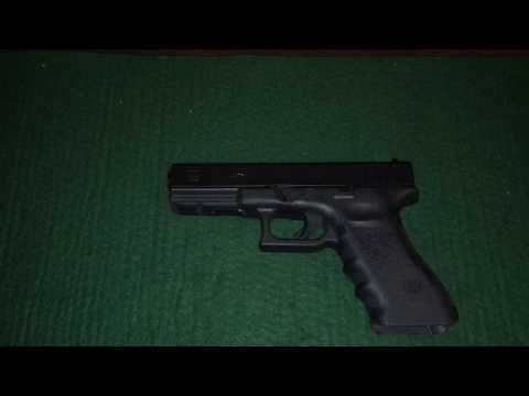 How to disassemble Glock 17 9mm