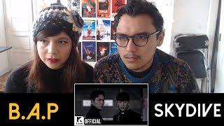 Download Video Estudiantes de cine reaccionan a B.A.P - Skydive MP3 3GP MP4