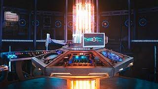 The TARDIS  [ASMR] 🌌 Doctor Who Ambience ⋄ 12th ⋄