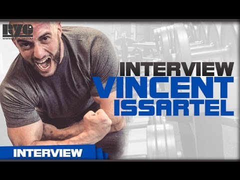 Musculation - INTERVIEW VINCENT ISSARTEL / Rudy Coia