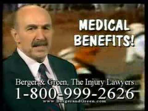 Motorcycle Wreck Lawyer Berger and Green Johnstown PA