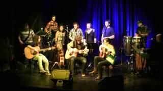 uma menina acoustic cover - gogol bordello - cem monthey